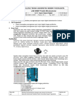 Labsheet 03 Arduino