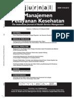 Jurnal Manajemen Pelayanan Kesehatanmaret_2009
