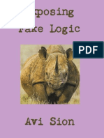 Exposing Fake Logic