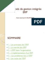 Présentation des ERP (2)