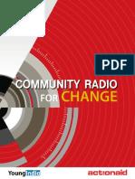 Community Radio for CHANGE