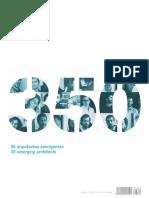 On Diseño Issue 350 - 35 Arquitectos Emergentes