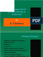 Unique Approach of Problem Solving in Isomerism by S.K.sinha    http://www.openchemistry.in