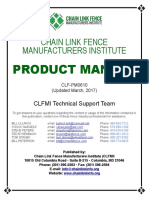 CLFMI Product Manual Revised March 2017 1