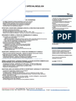 Assistant(e) Juridique ( Formation)