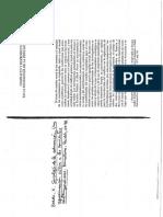 Tema 4.BONAL- Conflicto y Reproducción en La Sociología de La Educación