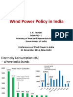 Wind Power Conf. by JKJ MNRE 21112016