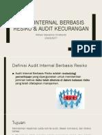 232015077 Audit Resiko Dan Audit Kecurangan