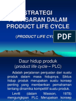 Bab 8. Strategi Pemasaran Dalam Product Cycle