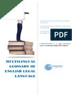 Lawlinguists Glossary