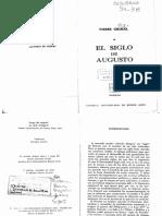 El Siglo de Augusto - Pierre Grimal