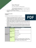 Estructura Ecológica Principal Bogota