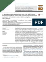 Ferrando Et Al 2014 JSAES Paleomagnetismo IPC