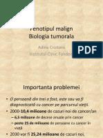 1.Fenotipul Malign Si Biologia Maligna-2017 - Copy