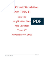 Application Note (Tina-TI)