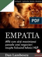 E-book 4 - Cum Sa Fii Mai Empatic in Negociere Si Vanzari_ (EXT-OPTIN)