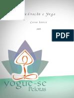 Meditação e Yoga - Apostila