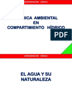 Química Ambiental Agua