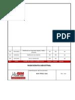 Bm Ppri 001 Radiografia Industrial