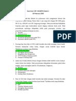 Soal Cbt Ukmppd Batch 1 Fix Ss