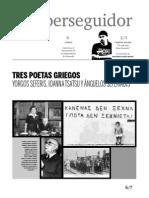 El perseguidor 9 - revistă de limbă spaniolă din Tenerife