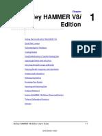 Manual HAMMER V8i - Guia del Usuario (Ingles).pdf