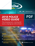 PoliceOne 2018 Guide New Technologies