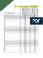 Analisis Item Pra Upsr k1 2014 6ik