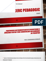 Instrumente de Eficientizare a Invatarii-referat