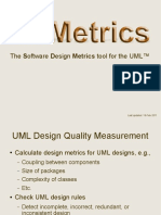 Sd Metrics Presentation