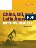China, Oil, and Latin America