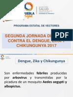 2 Da Jornada de Lucha Contra El Dengue 2017