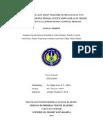 Jurnal Skripsi Pengembangan Job Sheet