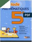 5e - Maths - Myriade