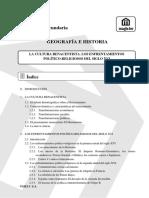Tema 32. LA CULTURA RENACENTISTA. LOS ENFRENTAMIENTOS POLÍTICO-RELIGIOSOS DEL SIGLO XVI