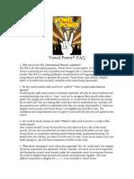 004 Vowel Power FAQ