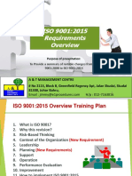 1 ISO 9001_2015 Overview OL Training