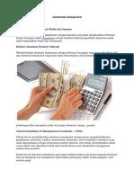 Definisi Akuntansi Menurut Halim dan Supomo tugas akem.docx
