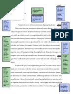 Sample MLA Paper