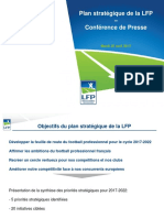 Plan Strategique Lfp Conference Presse 25 Avril 2017