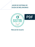 Manual de Usuario SSTM