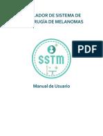 Manual de Usuario SSTM