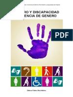 GENERO Y DISCAPACIDAD.VIOLENCIA DE GENERO
