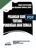Buku Penyuluhan Bina Keluarga Remaja Pegangan Kader Tentang Pembinaan Anak Remaja.pdf