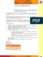 DEFINICION_ESTANDARES