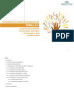 La Desmanicomialización. Principios y Componentes de La Transformación