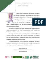 Um Livro em Apreço_ Contos Vagabundos, de Mário de Carvalho, _por ENYA LENNON