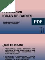 CLASIFICACION ICDAS