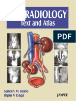 Uro-radiology Text and Atlass