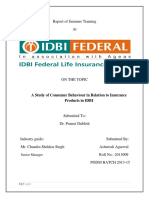 241950599-A-Study-of-Consumer-Behaviour-in-Relation-to-Insurance-Products-in-IDBI-Federal-Life.docx